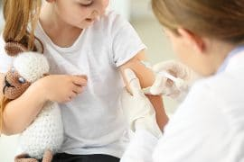 Kids Vaccinations and what you need to know