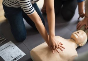 CPR Classes at Riverside Medical Clinic